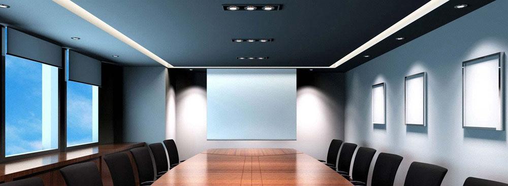 audio visual installation