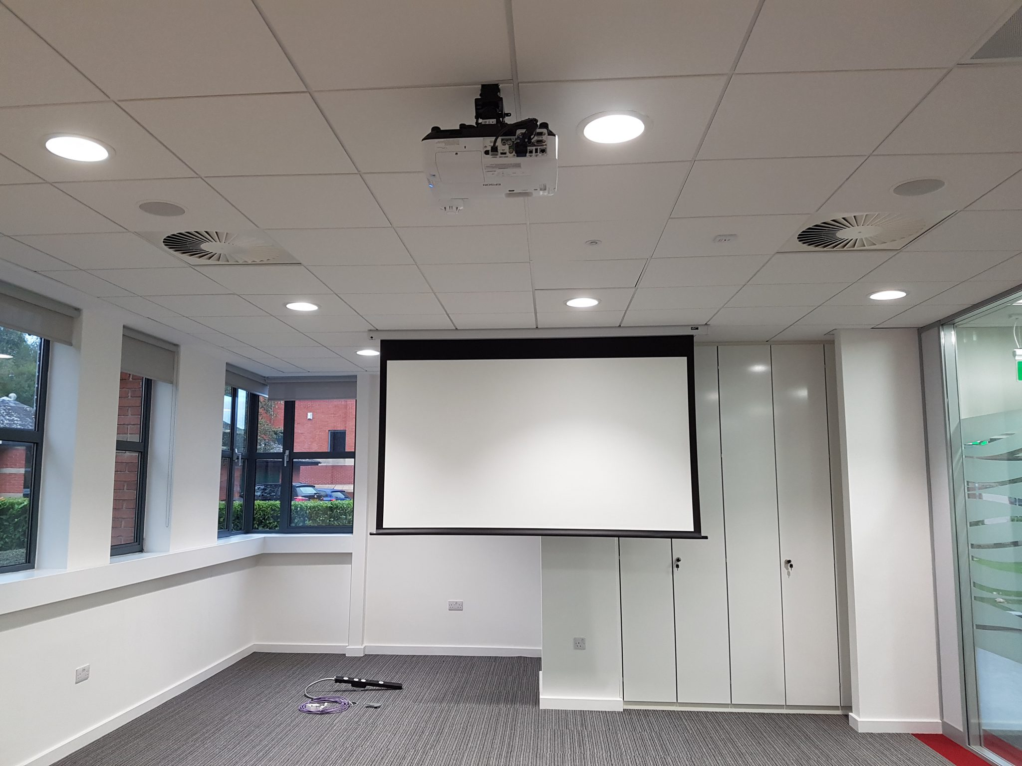 audio visual installation yorkshire